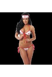 Tenue complète infirmière sexy
